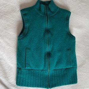 Gap Reversible 100% Lambs' Wool Vest